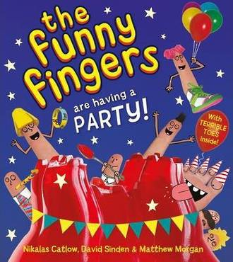 The Funny Fingers Are Having A Party by Nikalas Catlow