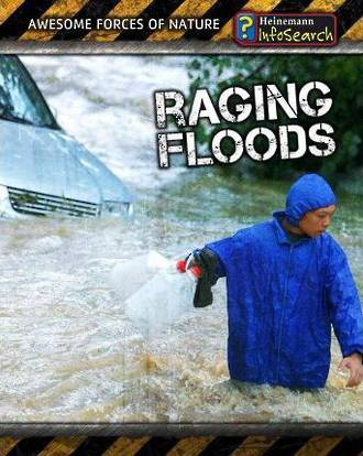 Awesome forces of nature - Raging floods by Louise & Richard Spilsbury