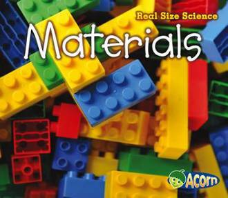 Real Size Science - Materials by Rebecca Rissman
