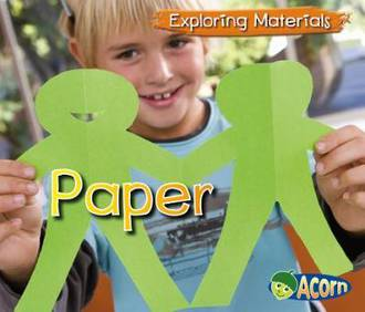 Exploring Materials - Paper by Abby Colich