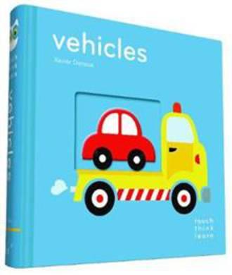 Vehicles by Xavier Deneux