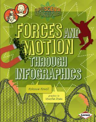 Super science - Forces and motion by Rebecca Rowell