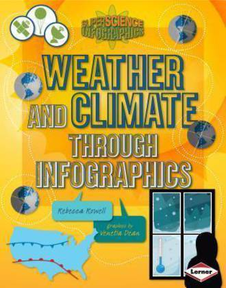 Super science - Weather and climate by Rebecca Rowell