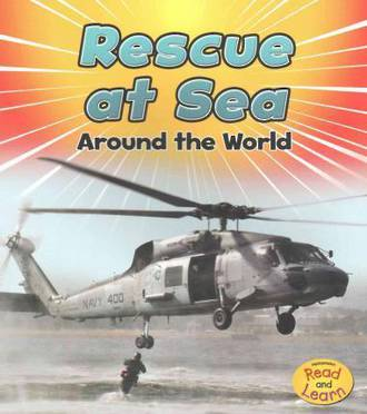 Read & Learn - Rescue at sea around the world by Linda Staniford