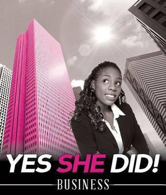 Yes she did - business by Kirsten Rue
