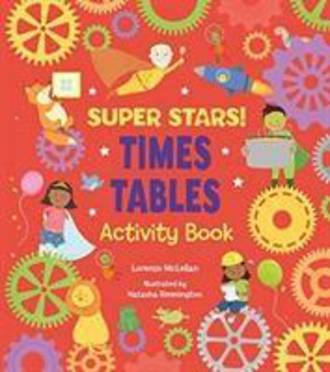 Super Stars Times Tables Activity Book