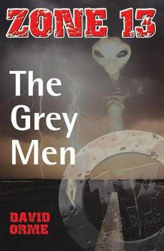 Zone 13 - The grey man by David Orme