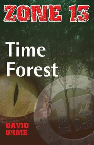 Zone 13 - Time forest by David Orme