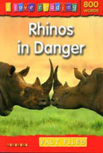I Love Reading - Rhinos in danger