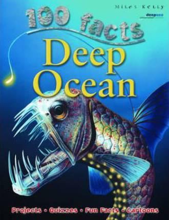 Miles Kelly - 100 Deep Ocean