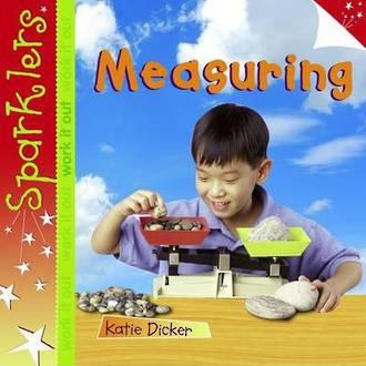 Sparklers - Measuring by Katie Dicker