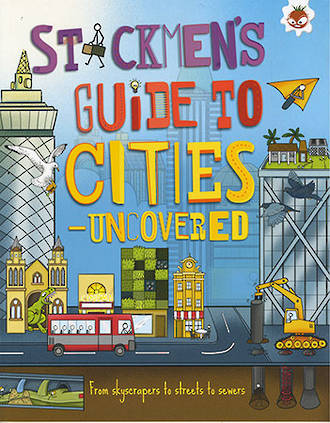 Stickmen's guide to cities uncovered by Catherine Chambers