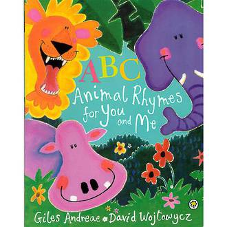 ABC Animal Rhymes