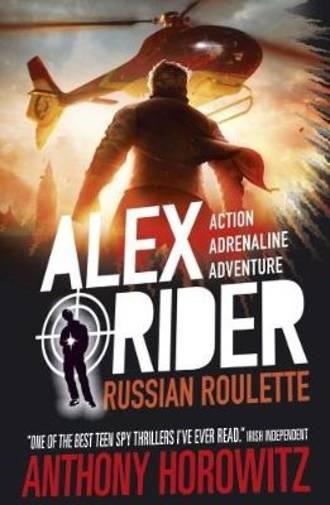 Alex Rider #10: Russian Roulette