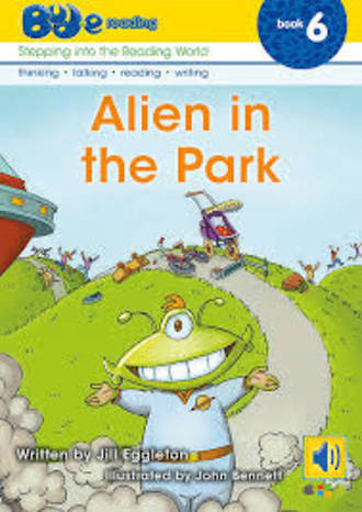 Alien in the Park