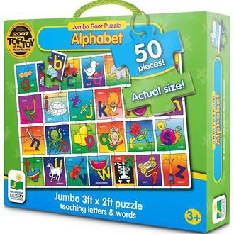 The Learning Journey Jumbo Floor Puzzles Alphabet