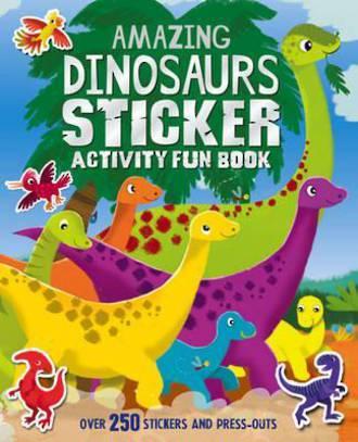 Amazing Dinosaurs Sticker