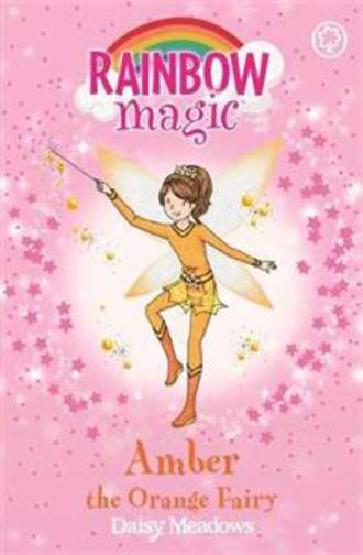 Rainbow Magic Amber the Orange Fairy