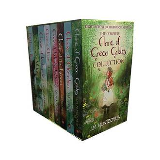 Anne of Green Gables 8 Book Set