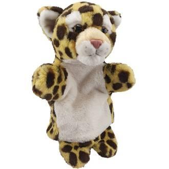 Antics Wild Ones Cheetah Hand Puppet