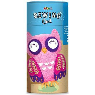 Avenir Sewing Kit Owl