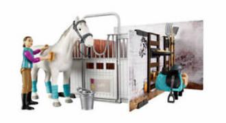 Bruder - bworld Horse Barn Set