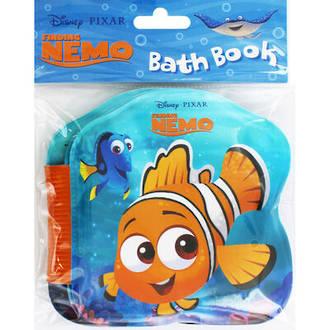 Bath Book Finding Nemo