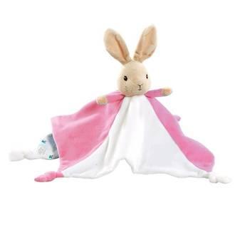 Beatrix Potter My First Flopsy Bunny Comfort Blanket