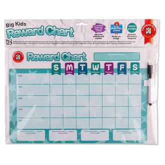 Reward Chart Magnetic Big Kids