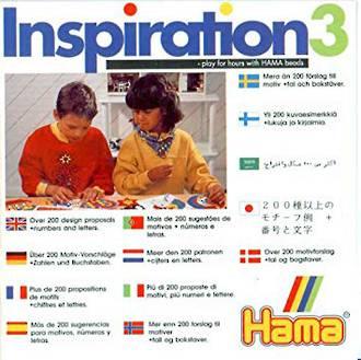 Hama Beads Inspiration Book 3