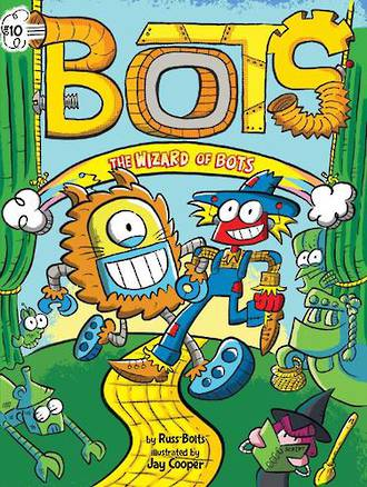 Bots # 10 The Wizard of Bots