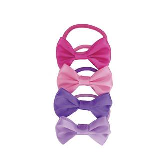 Bow Tied & True Ponytail Holders