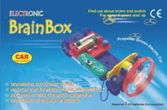 Brain Box Car