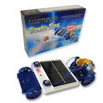 Brain Box Solar Racer