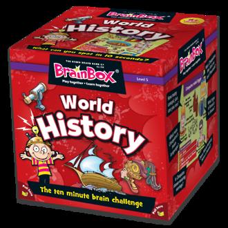BrainBox World History
