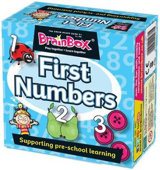 BrainBox First Numbers