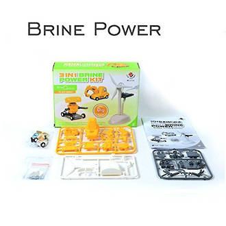 3 in 1 Brine Power Kit