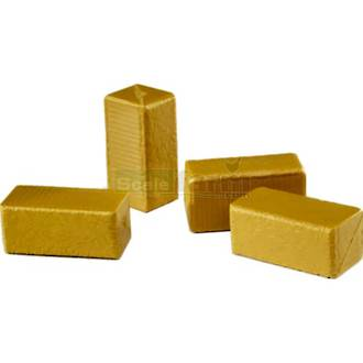 Bruder - Haybales Rectangular, Pack of 4