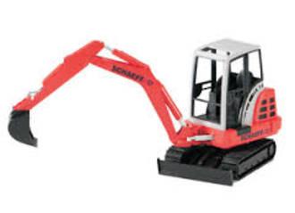 Bruder Schaeff HR 16 Mini Excavator