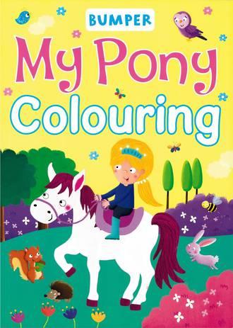 Bumper My Pony Colouring