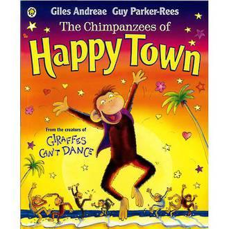 Chimpanzees Of Happy Town