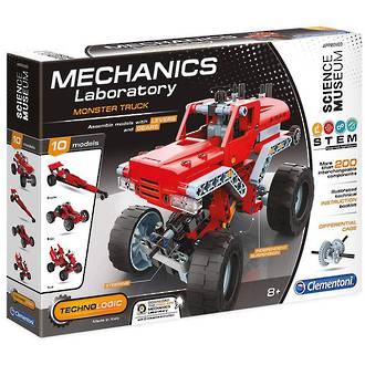 Clementoni Mechanics Laboratory Monster Truck