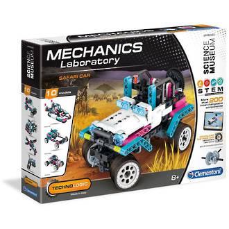 Clementoni Science Mechanics Laboratory Safari Car