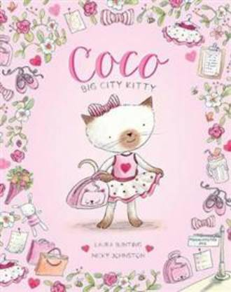 Coco Big City Kitty (hardback)