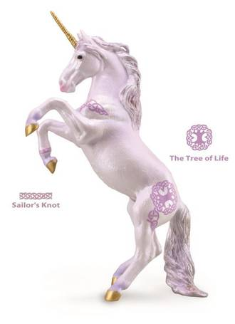 CollectA - Pink Unicorn Mare