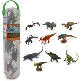 CollectA Box of Mini Dinosaurs Series 1