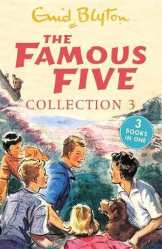 The Famous Five Collection 3: Books 7-9