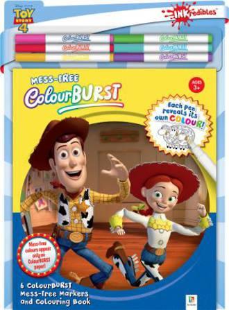 Colour Burst Disney Toy Story 4 Colouring Kit