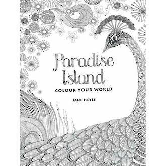 Colour Your World Paradise Island