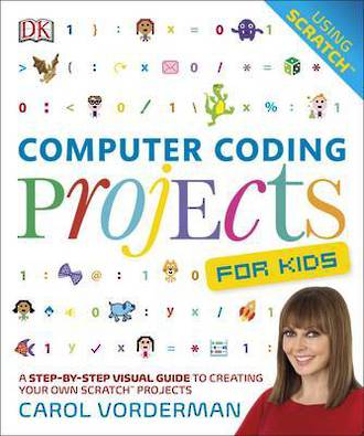 DK Computer Coding Projects For Kids